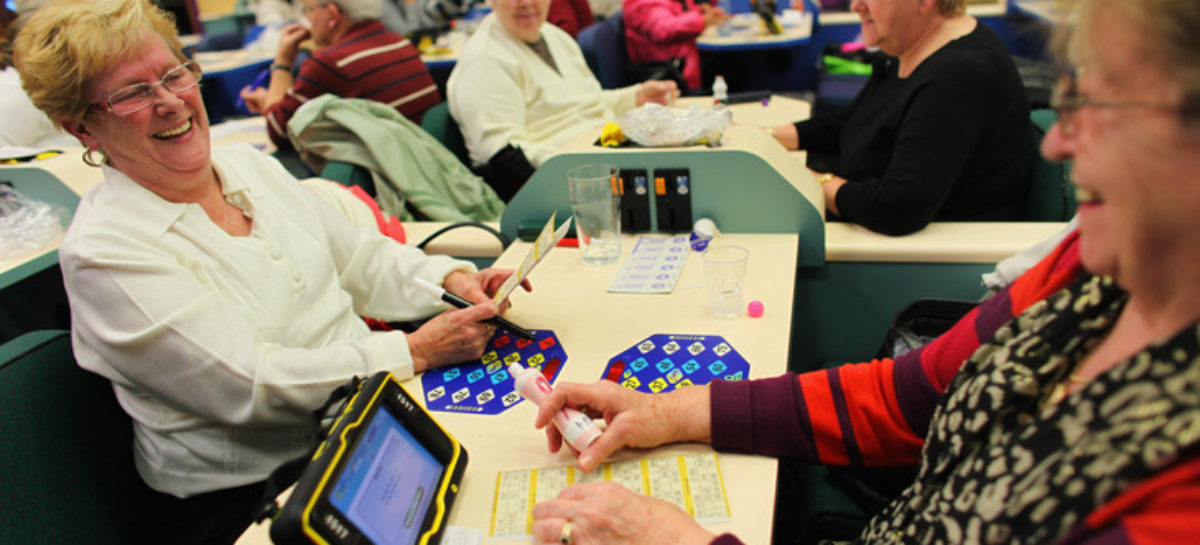 Bingo Grows In Popularity Despite The Smoking Ban And The Recession