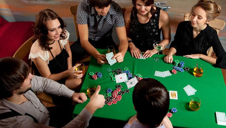 Home Poker Games Versus Casino Poker Games