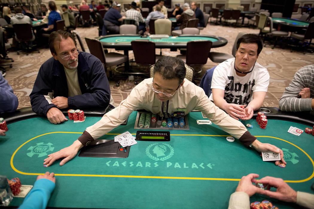 Poker Site in Vegas