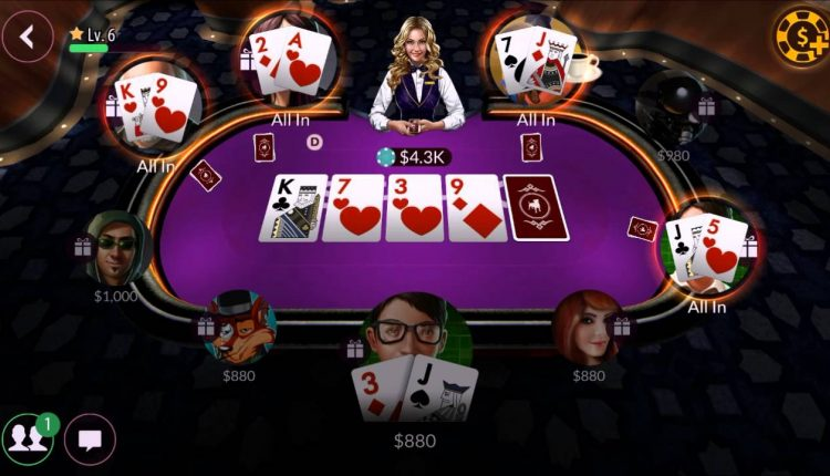 the poker games