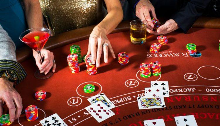Casino a way to earn